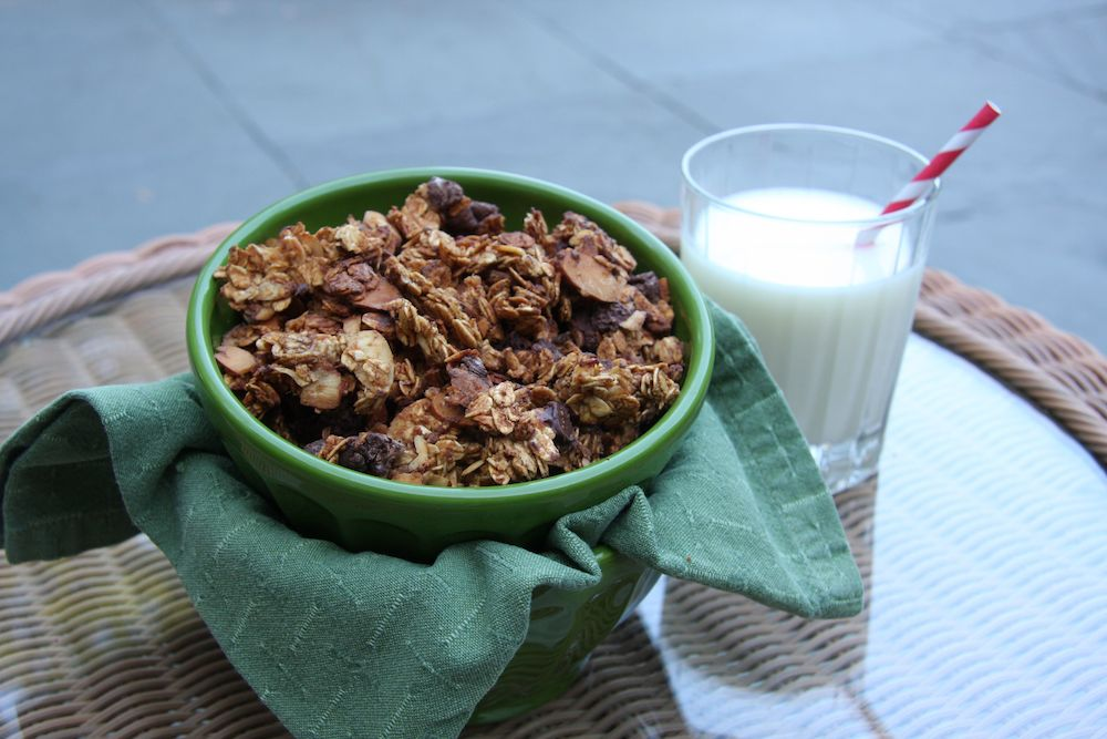 ... granola bars homemade granola chocolate almond coconut granola recipe