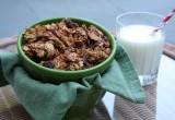 Dark Chocolate Almond Granola I 24 Carrot Life