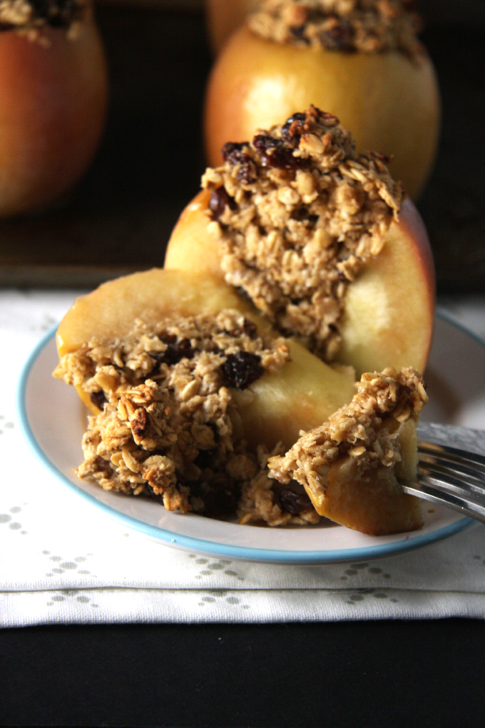 Natural Sweeteners + Baked Apples Recipe — Dishmaps
