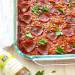 Quinoa Pizza Casserole // 24 Carrot Life #pizza #quinoa
